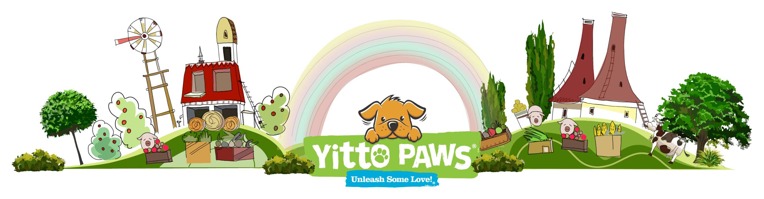 Unleash Some Love with your dog and Create a Better World